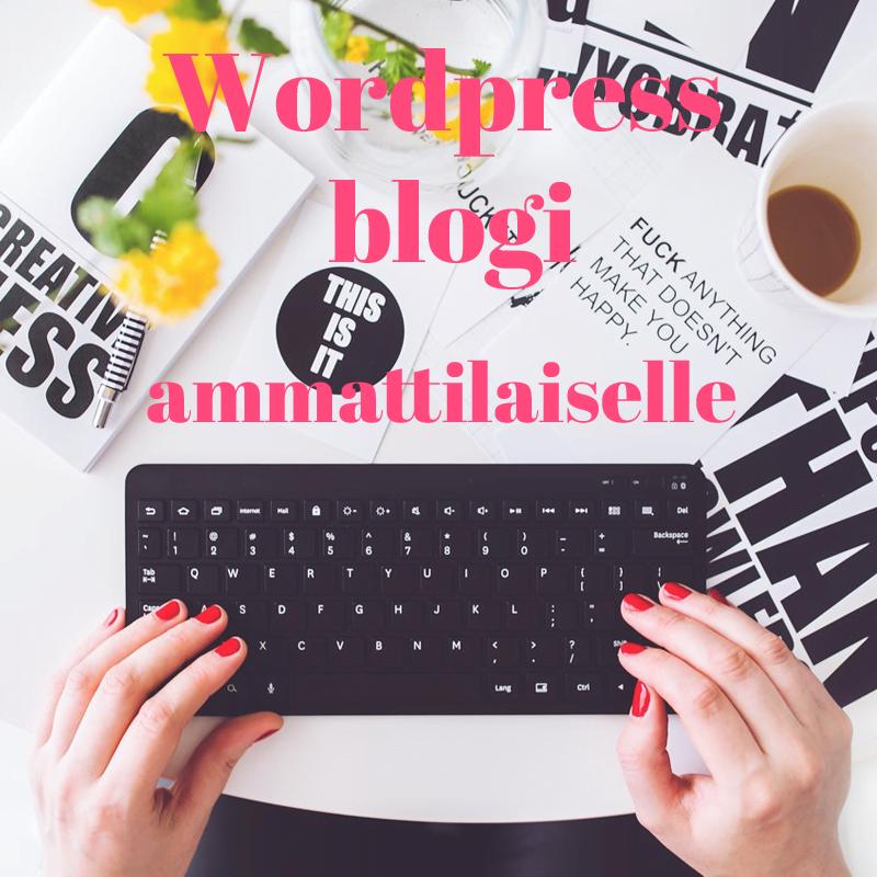 Wordpress Blogi